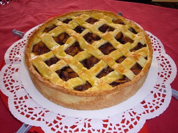 Torta de Ameixa