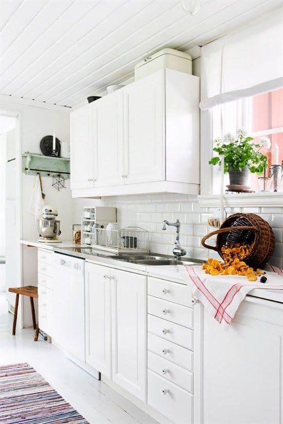 dustjacket attic: Interiors   Swedish Summer House