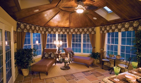 Toll Brothers Naples Sunroom At Marvin Creek In Waxhaw Nc