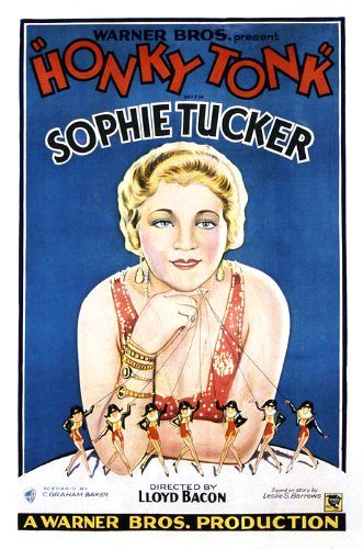Directed by Lloyd Bacon.  With Sophie Tucker, Lila Lee, Wilbur Mack, Audrey Ferris. Nightclub hostess Sophie Leonard educates her daughter Beth abroad and keeps her life secret for her. But suddenly the daughter shows up.