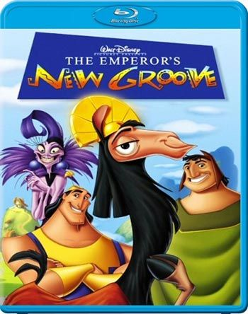 Похождения императора / The Emperor's New Groove (2000) HD 720 (RU, ENG)