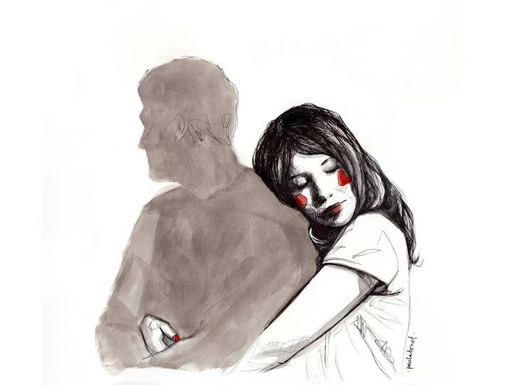 Me enamoré de una sombra #paulabonet