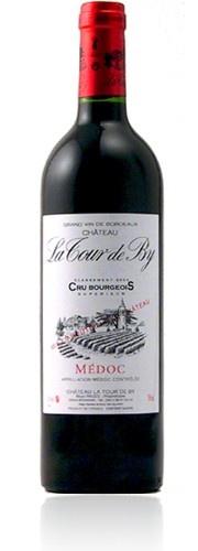 Chateau La Tour De By Medoc Cru Bourgeois Superieur 2004 Magnum S$64.40
