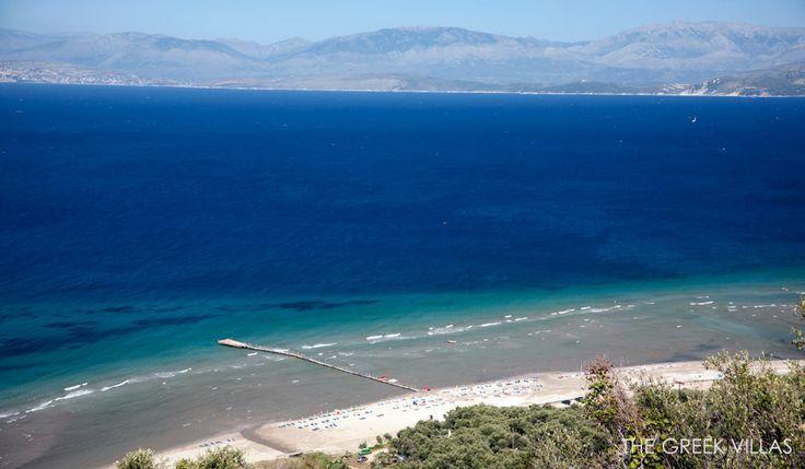Luxury Corfu Villas, Corfu Villa Desi, Ionian Islands, Greece