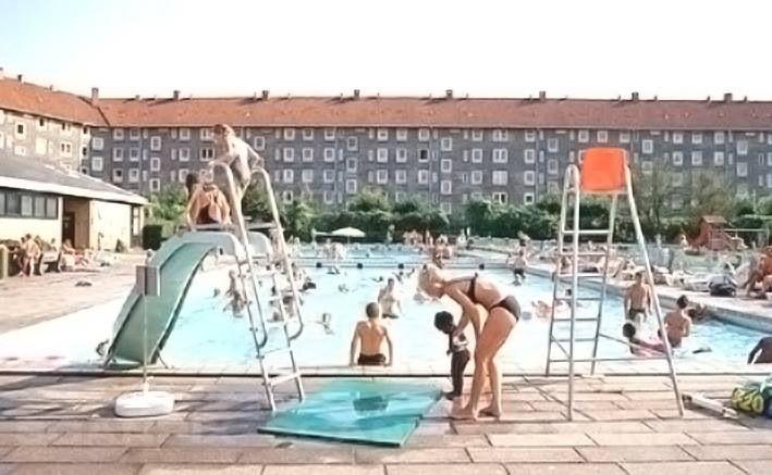 Bavnehøj badet!