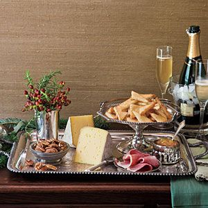 Fabulously Festive Party Trays | Dixie Party Tray | SouthernLiving.com