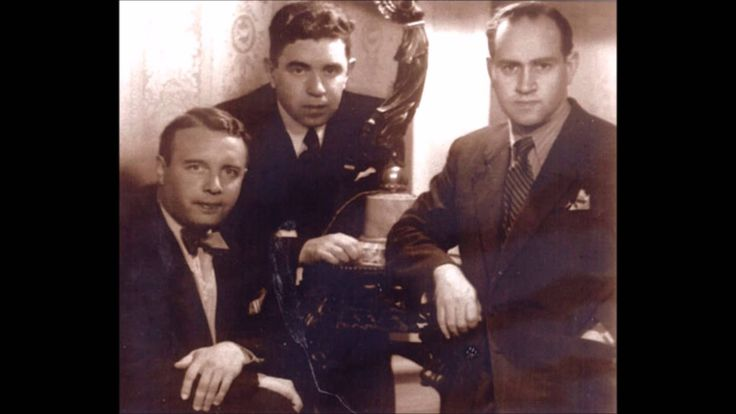 "Glinka ""Piano Trio Pathétique"" Oistrakh Trio"