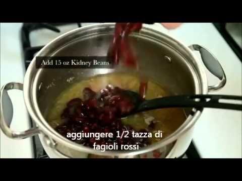 stew vegetables beans(stufato di verdure e fagioli e carne)
