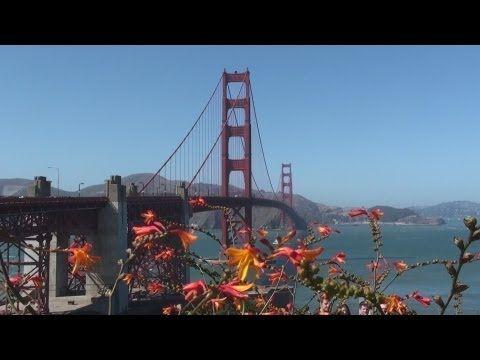 San Francisco City Tour - California - U.S.A. - YouTube