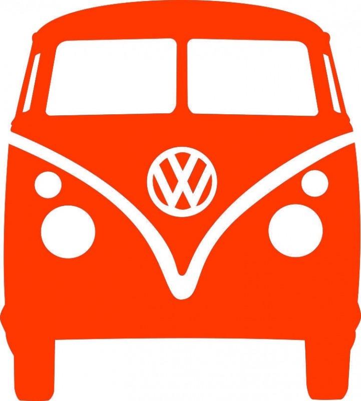 VW Bus Voorkant