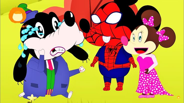 Minnie Mouse Bowtique Full Episodes 2017 ✔ Mickey Mouse spiderman, Goofy...