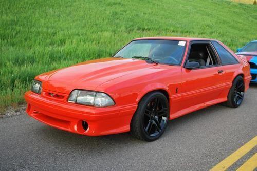 1993 Terminator Cobra