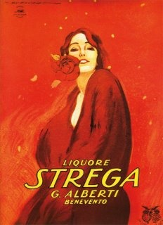 Liquore Strega- Made in Italy
