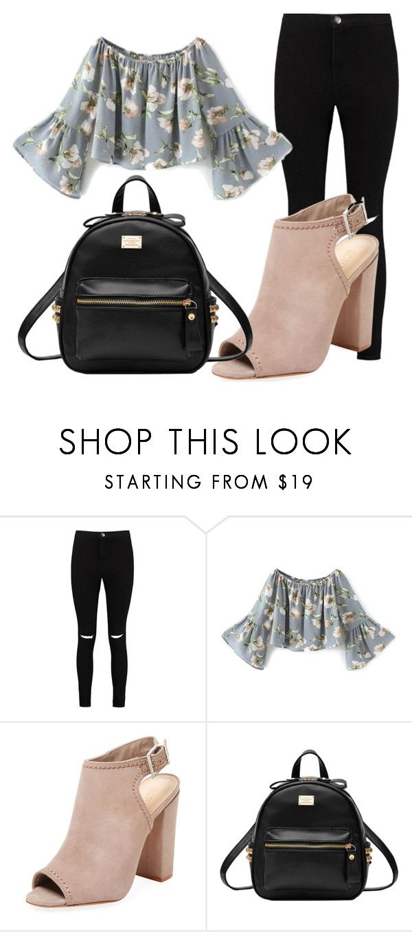 Great for the spring by patsilvarte-blog on Polyvore featuring Boohoo and Schutz