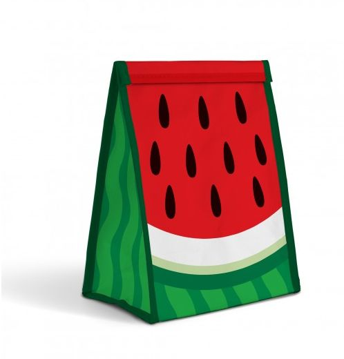 It may be winter, but that doesn't mean watermelon season isn't on its way. This cheeky lunchbox is a reminder that summer is coming. Just Mustard Froot Sandwich Bag, $8.75, available at Just Mustard.  #refinery29 http://www.refinery29.com/2016/11/129592/holiday-gift-for-girlfriends#slide-26