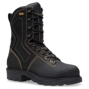 Wearing these boots near water is not a good idea. But if it is snowing or raining heavily these boots, work wonders as you can lift your feet easily. #Best_work_boots #Best_boots_for_women #Best_work_boots_for_men #Steel_Toe #Work_Boot #Boots