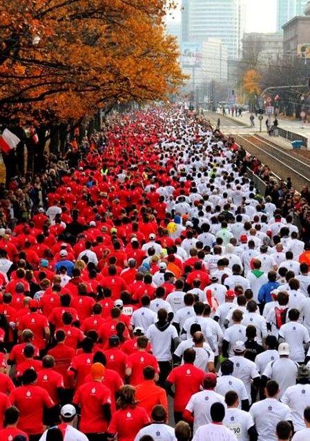 Independence Day, Warszawa