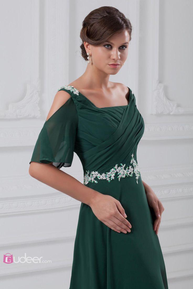 Long dark green dress   best Bridesmaid Options images on Pinterest  Bridesmaids Brides
