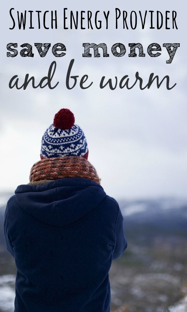 With the high costs of energy bills, many people are making the tough choice over whether to spend more money and be warm or don't spend and be cold. There is a third choice! Switch, save and be warm instead.