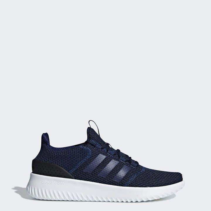 adidas Cloudfoam Ultimate Shoes - Blue | adidas US | Blue shoes ...