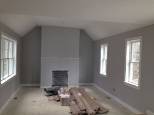 Benjamin Moore S Metro Gray 1459 From The Classic Color