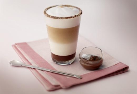 Choco latte.