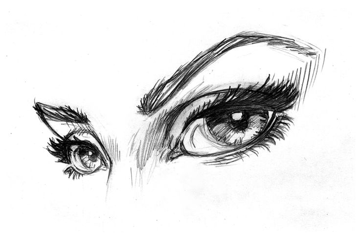 Eyes by The-Penciler