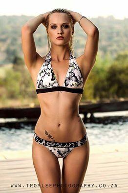 STUNNING Camiera Woods in her #69slam #bikini! #babe ...