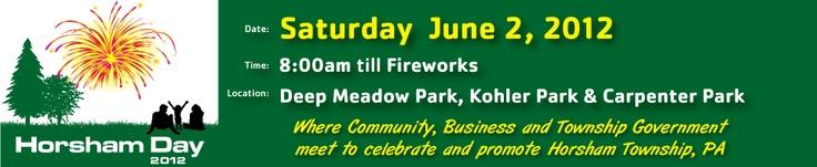 Horsham Day 2012 » Annual Community Celebration
