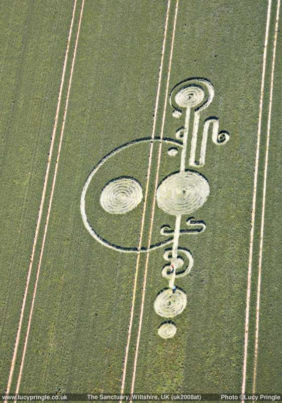 148 Best Crop Circles Images On Pinterest Crop Circles Aliens And