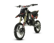 ROKETA AGB-29-125 DIRT BIKES  Price: $1,156.00  SKU: AGB-29-125  Brand: Roketa DIRT BIKES  Weight: 149.60 LBS  Availability: Out of stock  Shipping: Calculated at checkout  Colors available: RED,ORANGE,YELLOW,GREEN,BLUE,WHITE,BLACK  Decals(Y/N): Y  Tool kit(Y/N): Y  Remote start(Y/N): N  Remote engine stop(Y/N): N  Remote alarm(Y/N): N  Speed limiter(Y/N): N  Assembly required: HANDLEBAR front wheels/ rear shock  ENGINE INFO:  Engine type: 125CC,4 STROKE,SINGLE CYLINDER,AIR COOLED