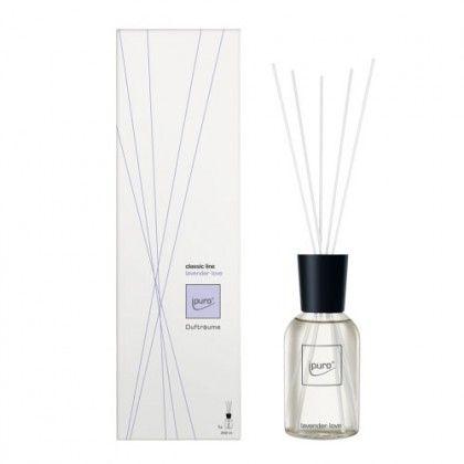 Lavendelfelder soweit das Auge reicht. Dieser Duft entführt dich mitten in die Provence und deren Duftwelten. www.bettwaren-shop.de/Bad/Raumduft/Ipuro-Raumduft-Lavender-Love.html?campaign=PIN