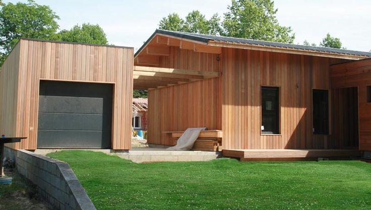 les 25 meilleures id es concernant bardage red cedar sur pinterest bardage en c dre rouge. Black Bedroom Furniture Sets. Home Design Ideas