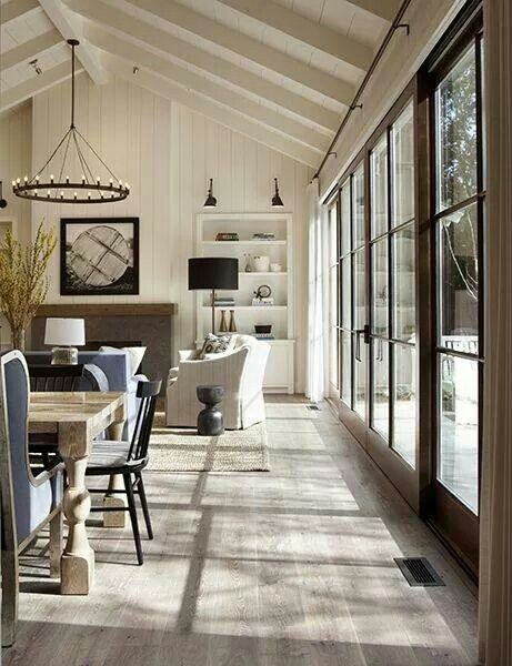 Grand Fireplace W Vaulted Ceilings Beams Open Floor: Best 25+ Vaulted Ceiling Lighting Ideas On Pinterest