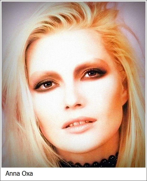 Anna Oxa Bari, 28 aprile 1961 cantante e conduttrice televisiva italiana.
