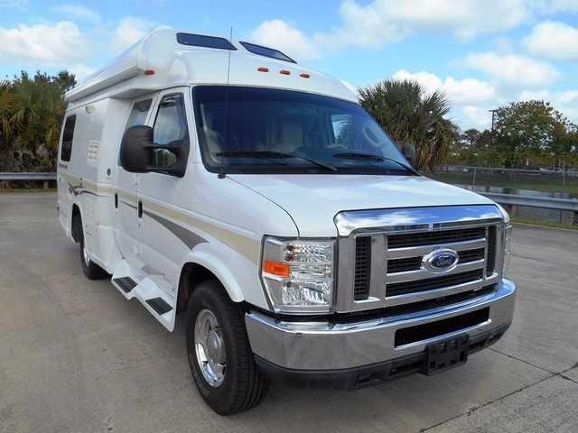 2011 Used Pleasure Way Excel TS Class B in Florida FL.Recreational Vehicle, rv, gen.44 hrs. Monroe rv shocks Michelin tires $62,900.00 941-637-3855.