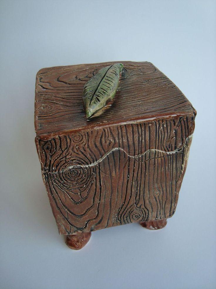 Slab box--Wood Texture