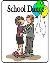 While at the dance, I noticed a wide range of class who went to the event. Even more noticeable were all of the parents or guardians who were so involved in the dance. The parents are the ones who run the whole dance! They even raised money for the PTA to have a photo booth and snacks for the students.