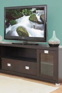 Gosford Wenge Wood Modern TV Stand