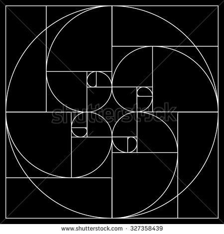 golden mean 16 x 20 rectangle grid - Google Search