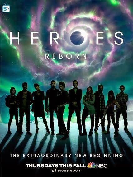 Comic-Soon: HEROES REBORN: IL RITORNO DEL SERIAL TV E IL FUMET...