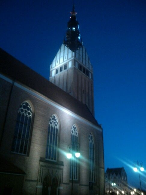 Katedra z innej perspektywy