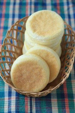 「イングリッシュマフィン」kaiko   お菓子・パンのレシピや作り方【corecle*コレクル】