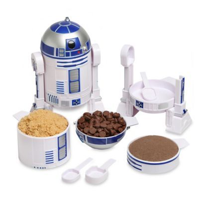 Star Wars™ R2D2 Measuring Cup Set - BedBathandBeyond.com