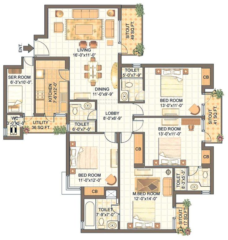 Ksl 4 Bedroom Apartment Bedroom Arrangement Ideas Bedroom Wall Decor With Lights Small Bedroom Chandeliers: 1000+ Ideas About Condo Floor Plans On Pinterest