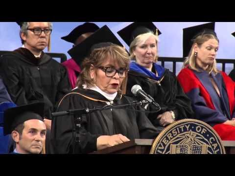 Marla Provencio, SVP/CMO ABC 2015 UCLA English Commencement Address The MOST Inspirational Speach you will ever listen to!  Beyond TED Go out into the world and do good!