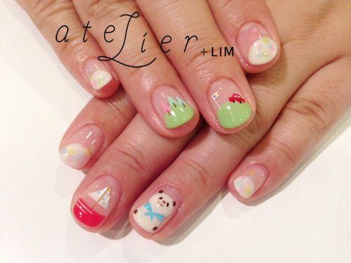 #summer#nail