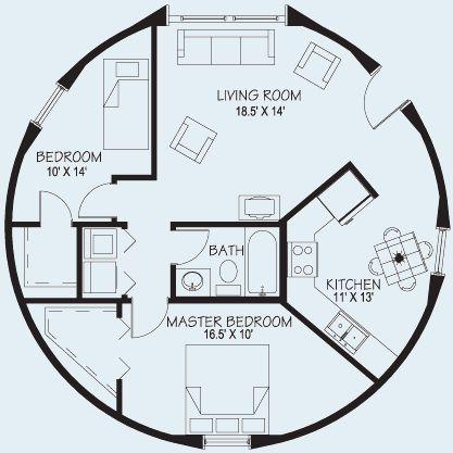 Floor Plans | www.dome-homes.com