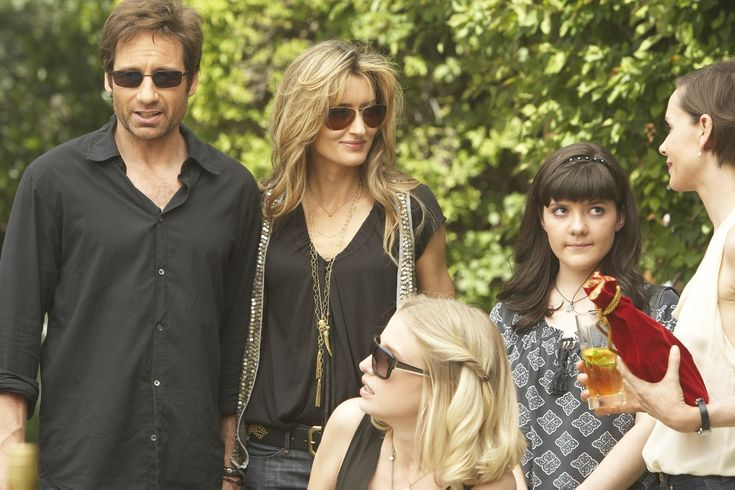 Photo of Californication Promo .