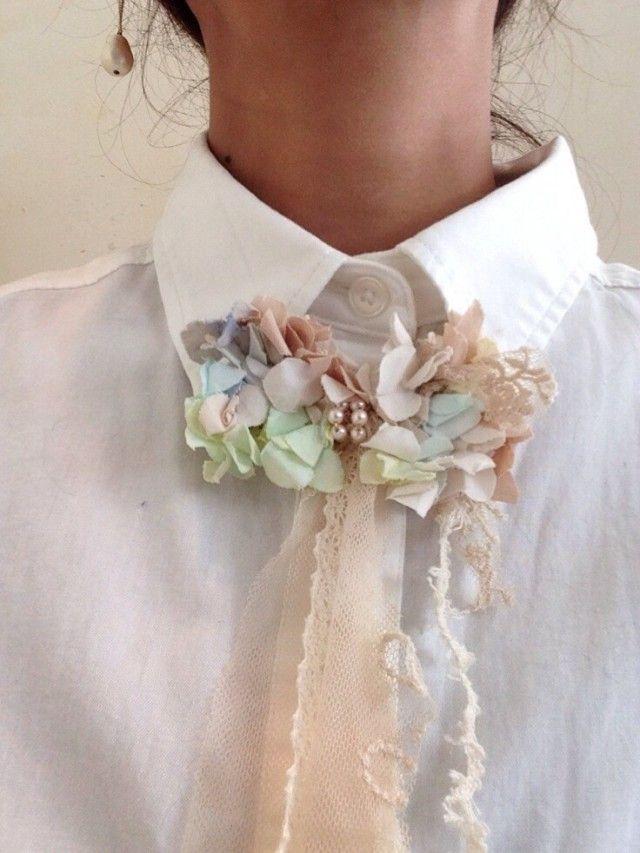 シャツを可愛く見せるネックレス - NALULU